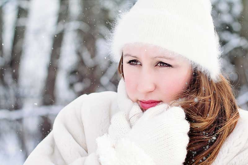 Top 5 Tips For Healthy Skin in Winter