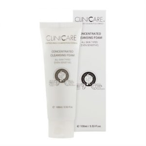 Clinicare Concentrated Cleansing Foam